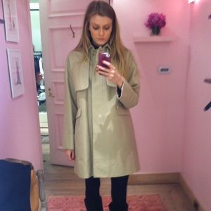 EXCELLENT JCREW COLLECTION TRENCH COAT